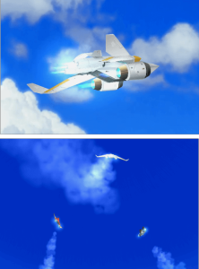 星天轟機オリガミオン